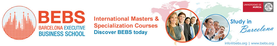 Barcelona Executive Business School Featured MBA Courses