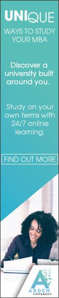 Arden University Featured MBA Courses